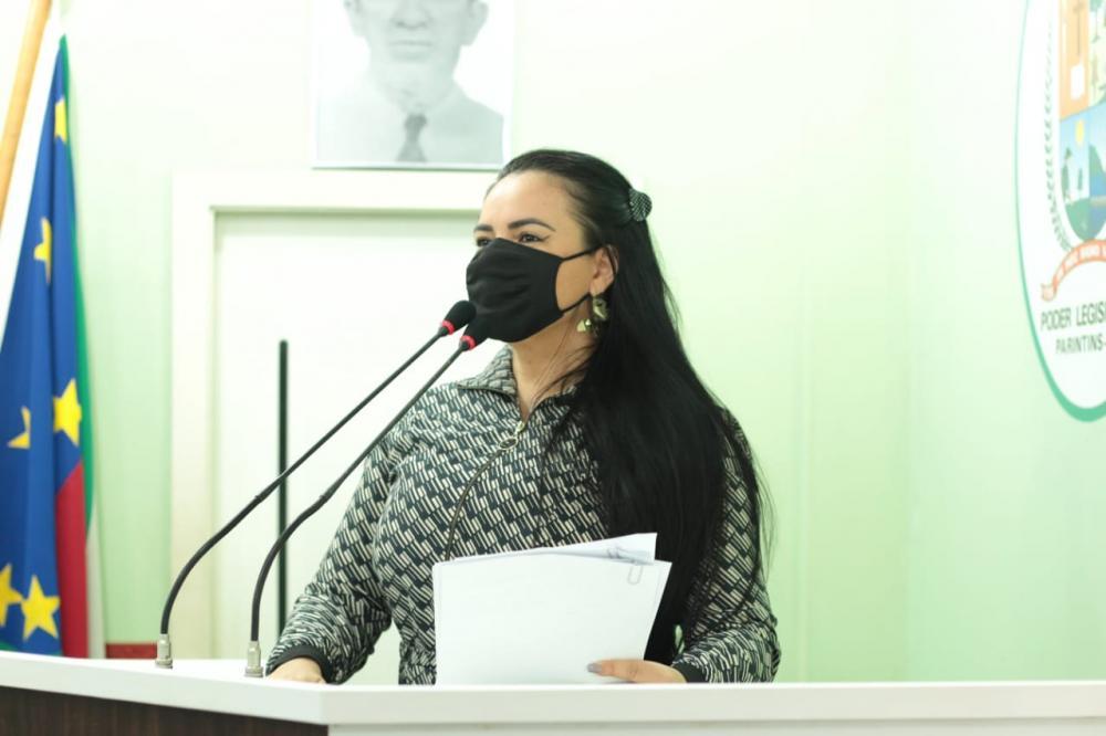 Procuradoria da Mulher: Vanessa solicita construção de Casa de Parto em Parintins