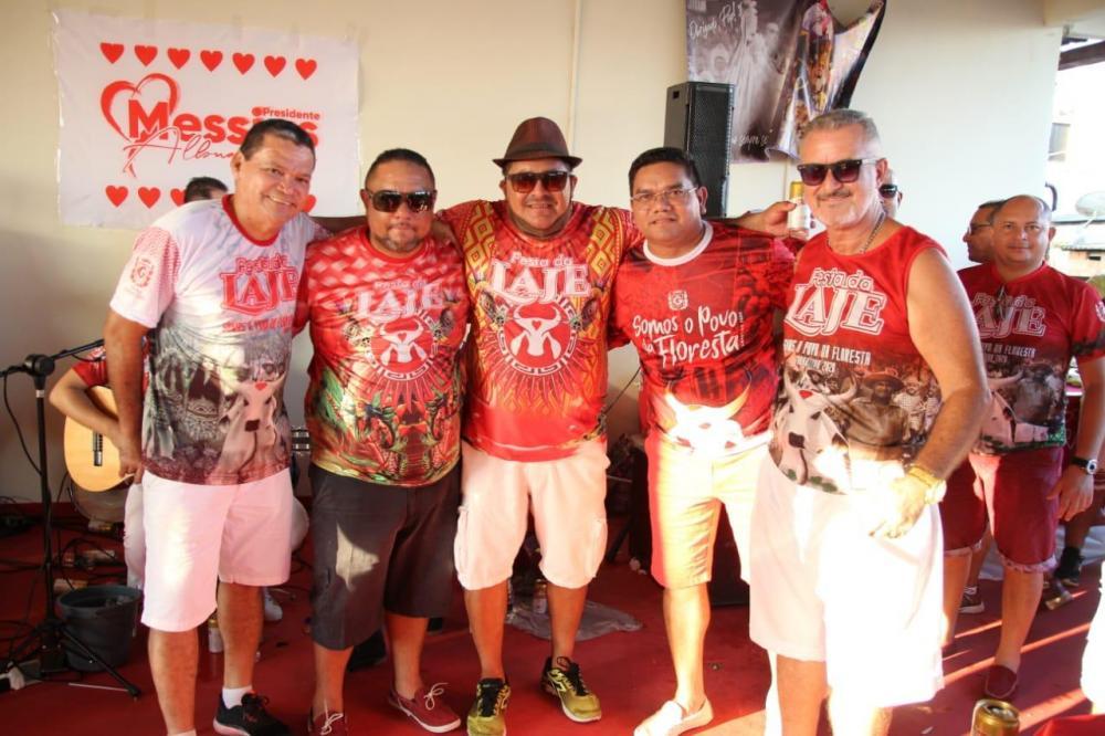 Messias Albuquerque consolida campanha em Manaus e recebe apoio de sócios durante eventos
