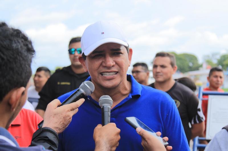 Bi Garcia e Democratas marcam convenção eleitoral para o dia 13 de setembro, em Parintins
