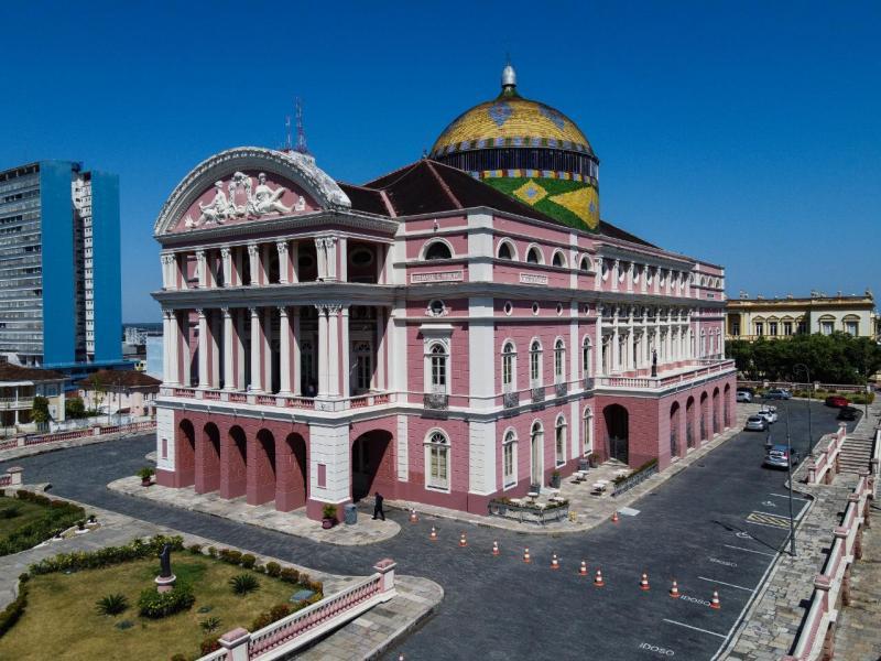 Espaços culturais oferecem programação gratuita em Manaus
