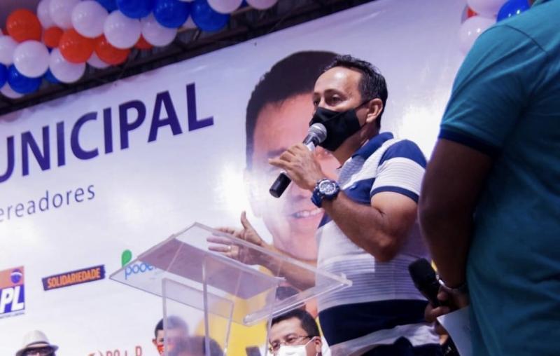 Babá Tupinambá tem candidatura como vereador homologada em Parintins