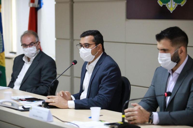 Wilson Lima lança programa 'Amazonas Mais Verde' para estimular o desenvolvimento sustentável no estado