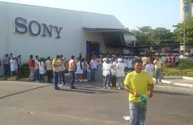 Após 48 anos, fábrica da Sony em Manaus irá fechar em 2021
