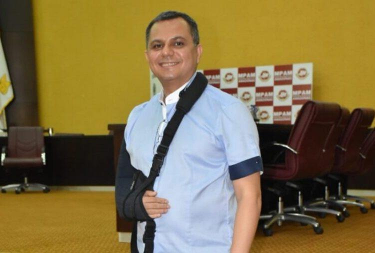 Wilson Lima nomeia Alberto Júnior para comandar MP-AM, ele foi segundo em lista tríplice