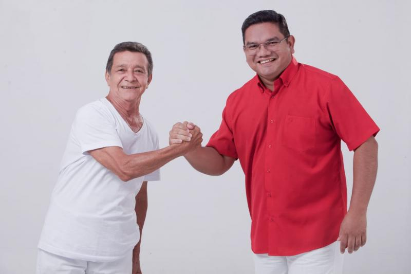 Fred Góes é anunciado vice de Messias Albuquerque nas eleições do Boi Garantido