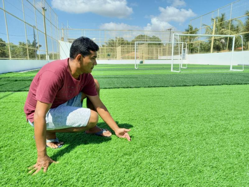 Pós-pandemia: Empresário cria espaço para esporte e saúde em Parintins