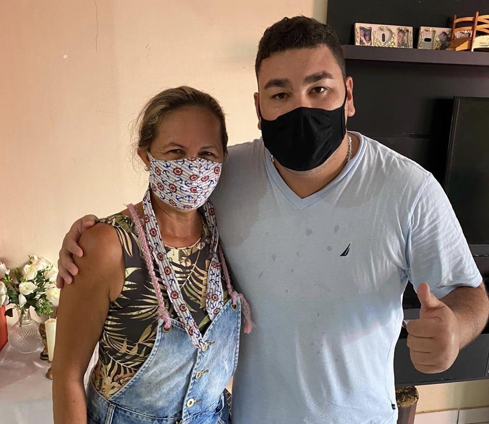 Conselheira tutelar Ivanez Oliveira declara apoio a Alex Garcia nas eleições 2020