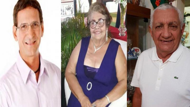 Três ex-vereadores anunciam apoio à candidatura de Alex Garcia a Câmara de Parintins