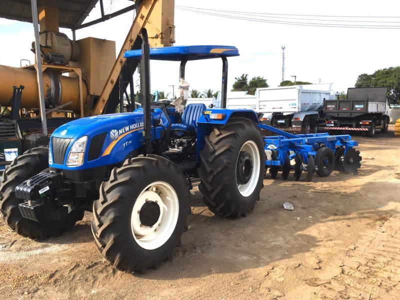 Setor agropecuário fortalecido com aquisição de novas máquinas para mecanização em Parintins