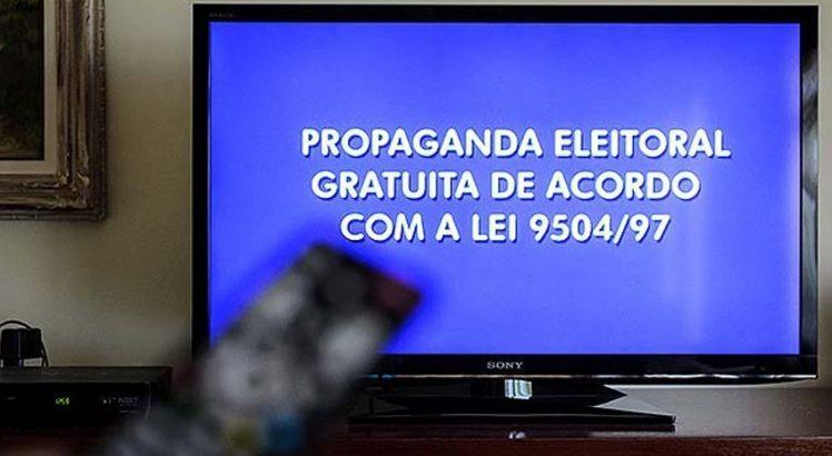Rádio e TV: propaganda eleitoral tem início nesta sexta-feira (09)