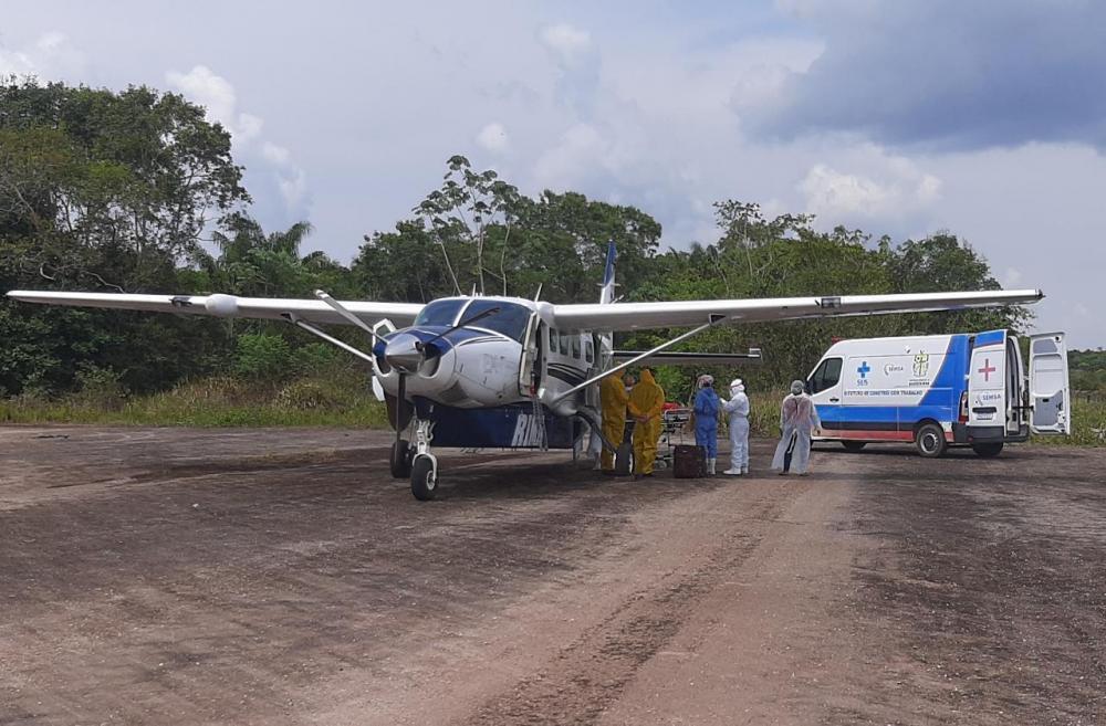 Defensoria consegue liminar para remoção de 02 pacientes de Barreirinha para Manaus