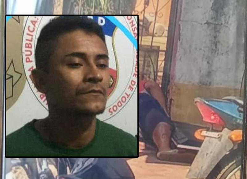 Após roubar TV, suspeito é perseguido por vítima e morto a tiros no AM