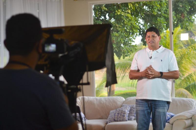 Bi Garcia destaca criação de programas que mudaram a vida dos parintinenses da zona rural