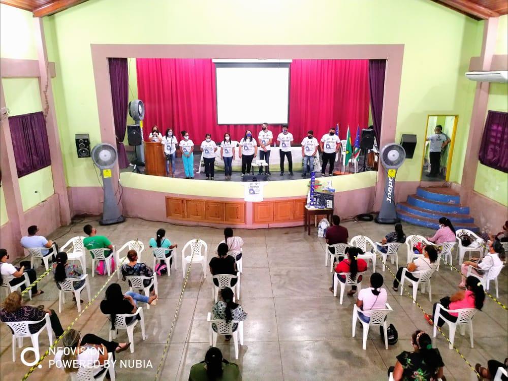 Parintins faz abertura do Ano Letivo 2020 das escolas de várzea