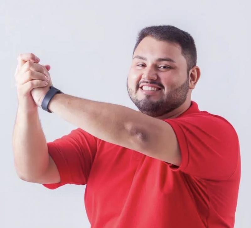 Leleco Brelaz Levantará Bandeira Da Juventude Na Câmara De Parintins