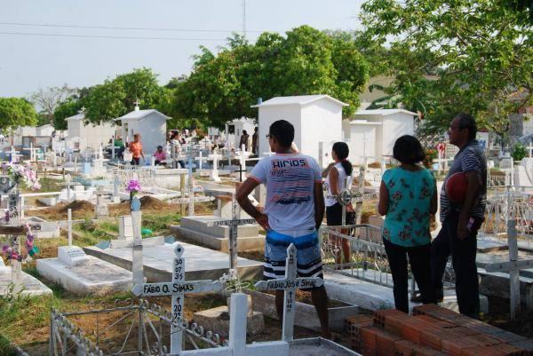 Cemitério de Parintins não vai funcionar no Dia dos Finados