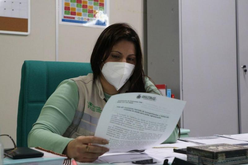 FVS-AM recomenda restrição de acompanhantes e visitas em unidades de saúde para evitar aglomeração