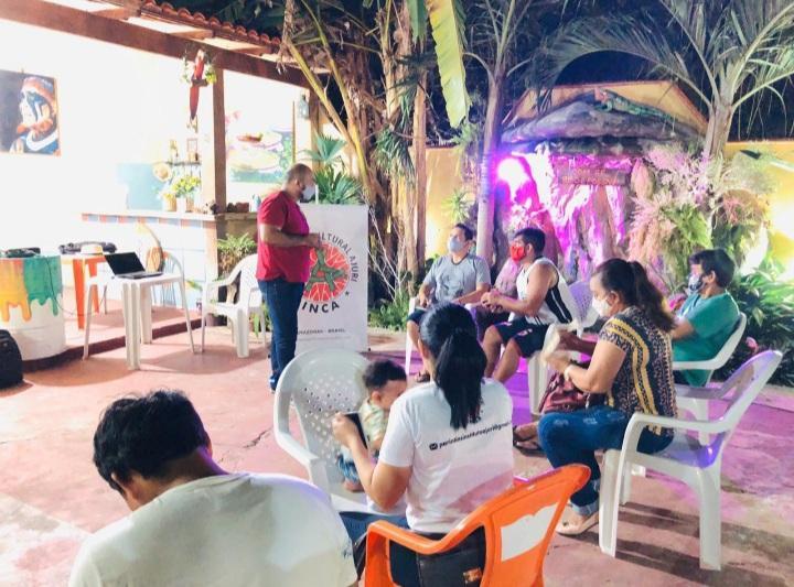 Instituto Ajuri ajuda artistas para elaboração de projetos culturaisda Lei Aldir Blanc