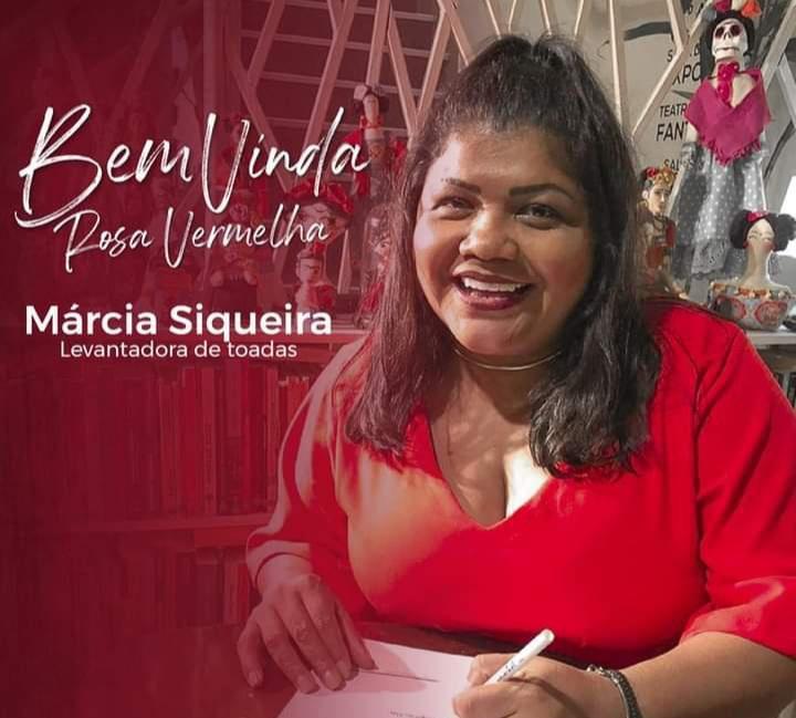Garantido anuncia Márcia Siqueira como a primeira levantadora de toadas da história do Festival de Parintins