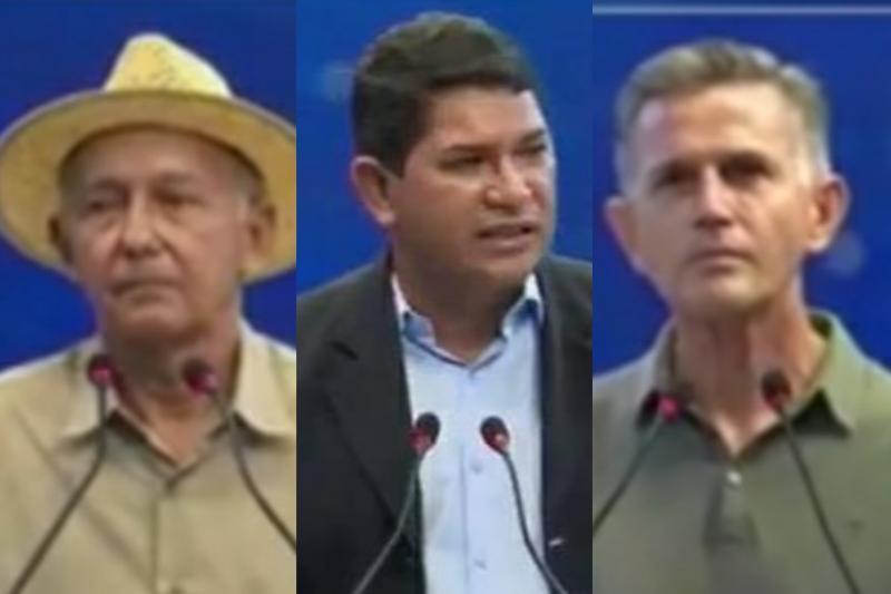 TV Norte Amazonas realiza último debate entre candidatos à prefeito de Parintins
