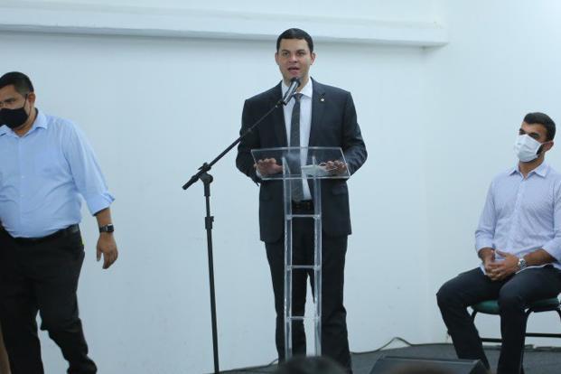 Saullo Vianna solicita renovação de convênio entre Governo do AM e Hospital Padre Colombo de Parintins