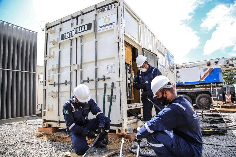 Amapá deve restabelecer 100% da energia com geradores termoelétricos