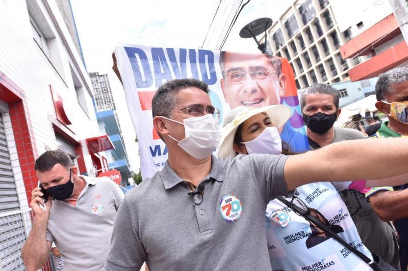 David Almeida reafirma compromisso de fazer administração inclusiva em Manaus