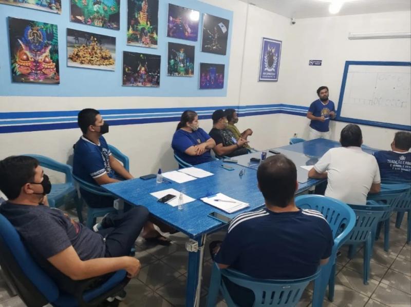 Boi Caprichoso intensifica reuniões para anúncio da nova voz azulada