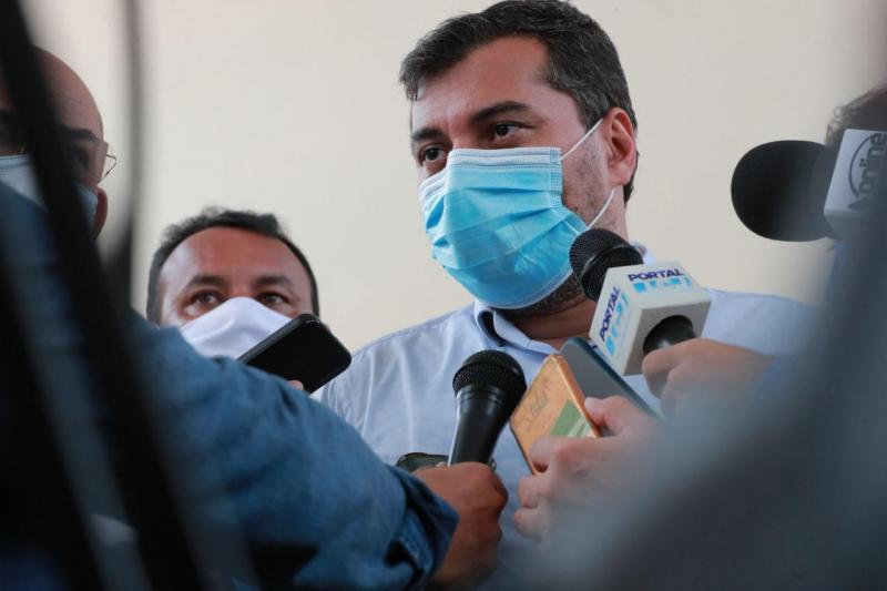 Wilson Lima anuncia pagamento de abono do Fundeb para servidores administrativos do AM