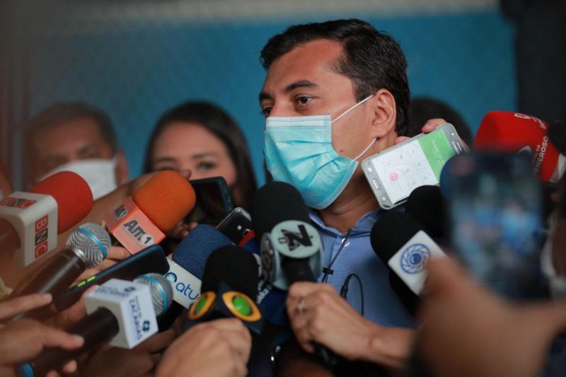 Wilson Lima defende parceria com próximo prefeito para avançar em áreas essenciais de Manaus