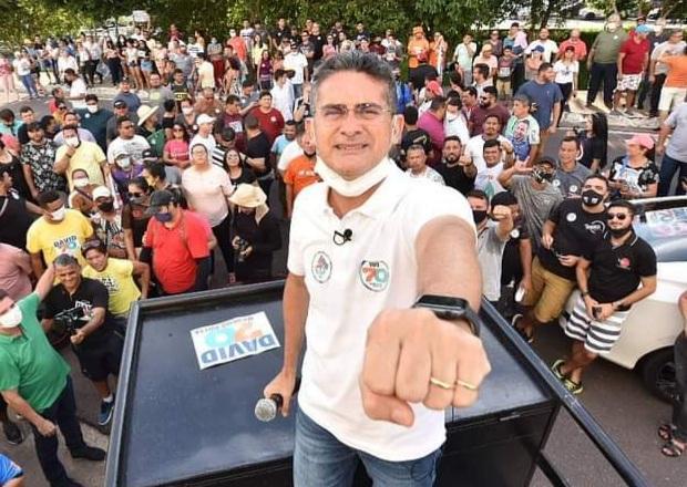 David Almeida (Avante) é eleito prefeito de Manaus (AM) com 51%