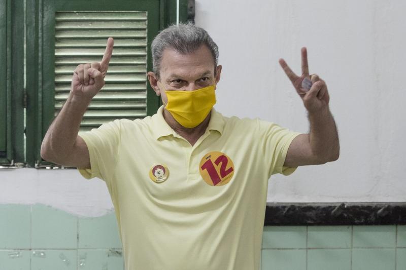 Sarto Nogueira (PDT) é eleito prefeito de Fortaleza (CE) com 51%