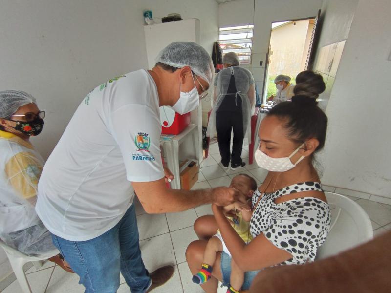 Prefeitura promove grande ação de saúde em moradores do Residencial Parintins