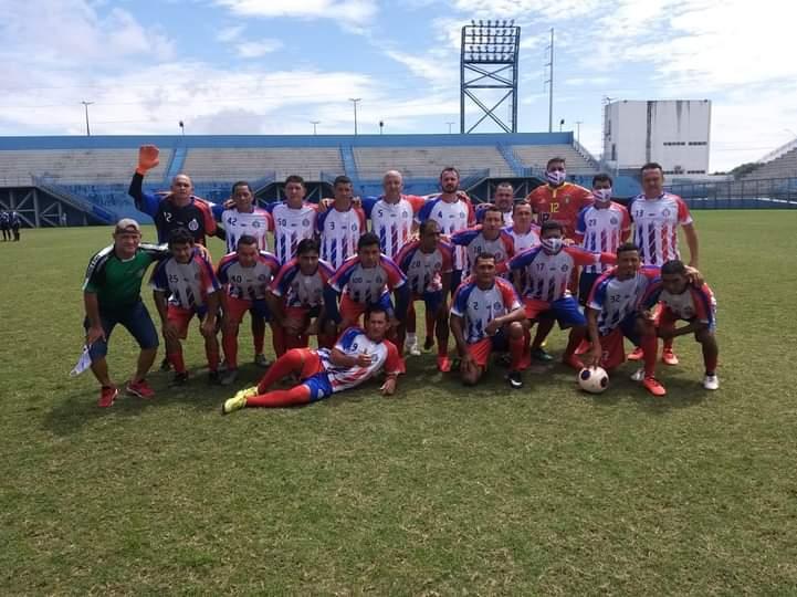 Parintins estreia com vitória na Copa dos Rios de Futebol Máster