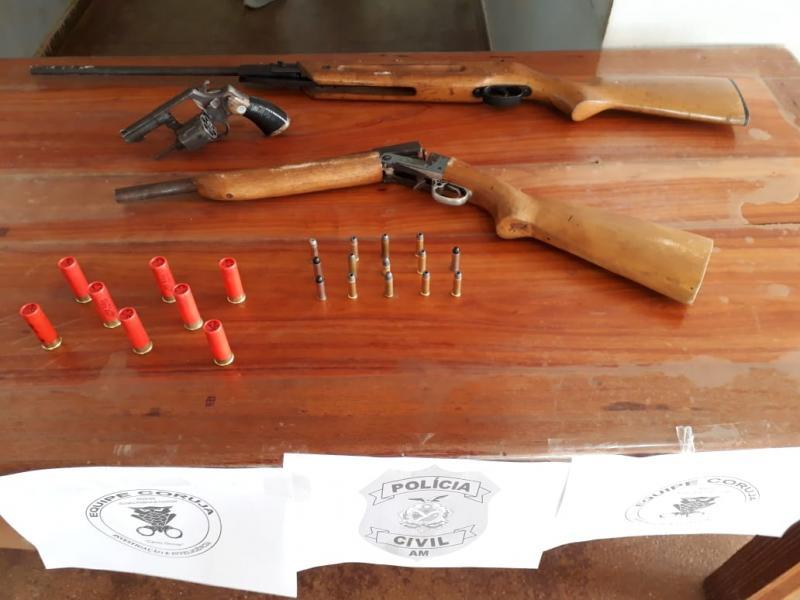 Polícia Civil desarticula organização criminosa que atuava no interior do Amazonas