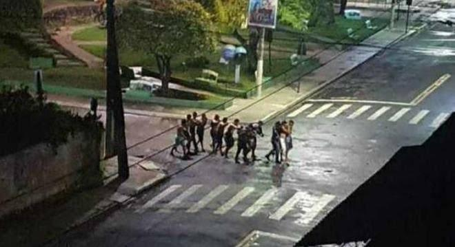 Em noite de terror, quadrilha toma ruas e assalta banco em Cametá, no Pará