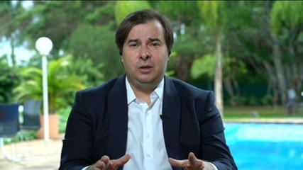 Após derrota no STF, Rodrigo Maia diz que nunca teve intenção de disputar reeleição
