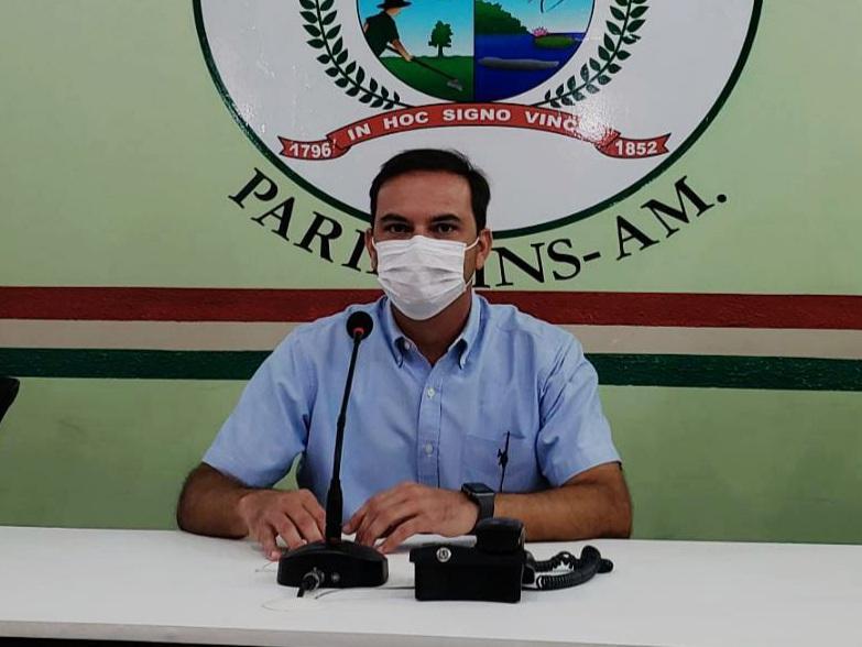 Após mudança no jogo, Mateus Assayag será o novo presidente da Câmara de Parintins em 2021