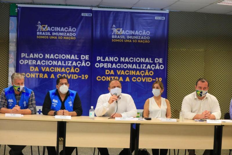 Governos Federal e do Amazonas abrem 60 novos leitos no Hospital Getúlio Vargas para pacientes com Covid-19