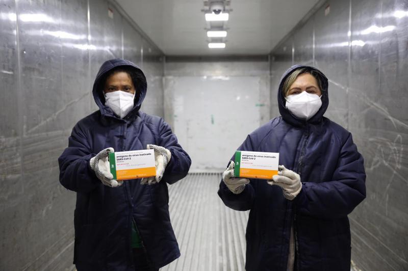 Governo do Amazonas preparou logística para distribuir vacinas nos municípios do interior