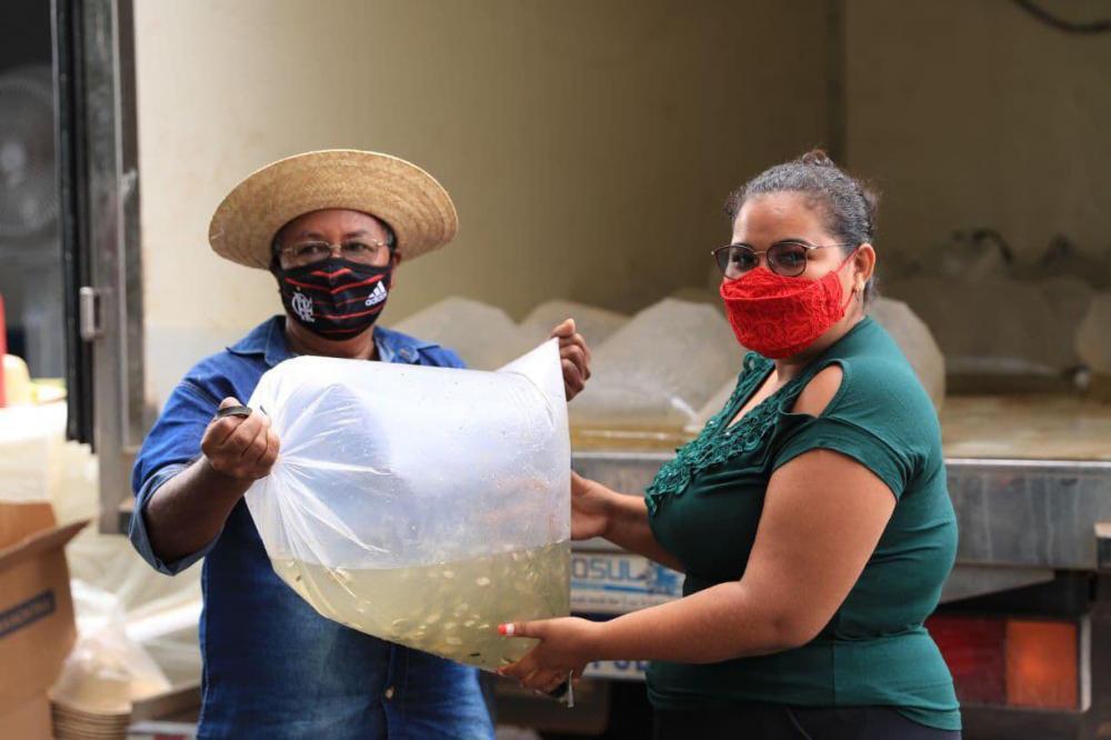 Governo do Amazonas lança pacote de ações voltadas para pescadores e piscicultores em Manacapuru