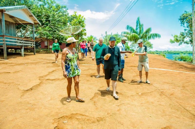 Parceria entre Amazonastur e Cetam vai qualificar Guias de Turismo no Estado.