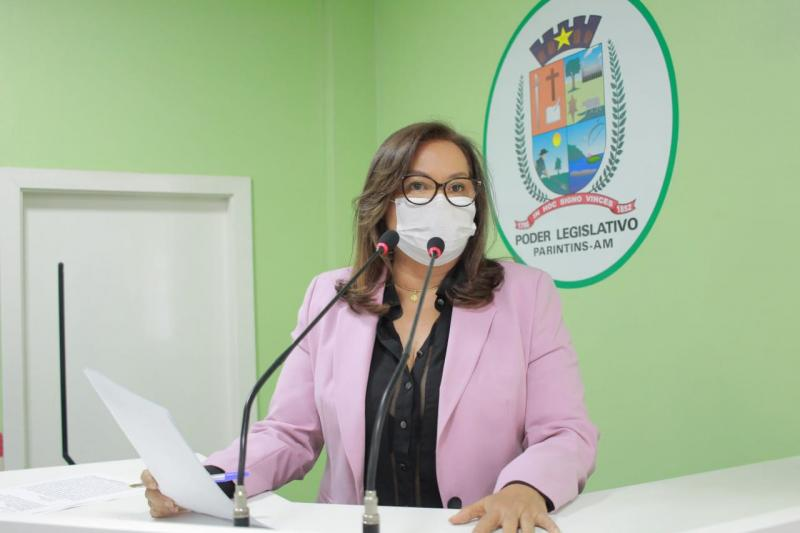 Márcia Baranda defende indicações para o setor primário e destaca conquista de Braga para asfaltamento da Vila Amazônia