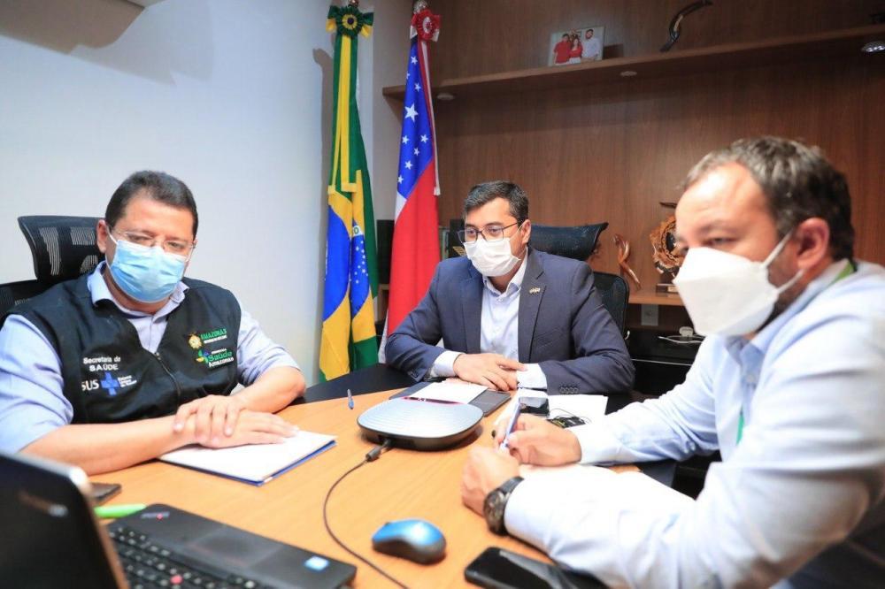 Wilson Lima participa de Fórum Nacional de Governadores com a presença da secretária-geral adjunta da ONU