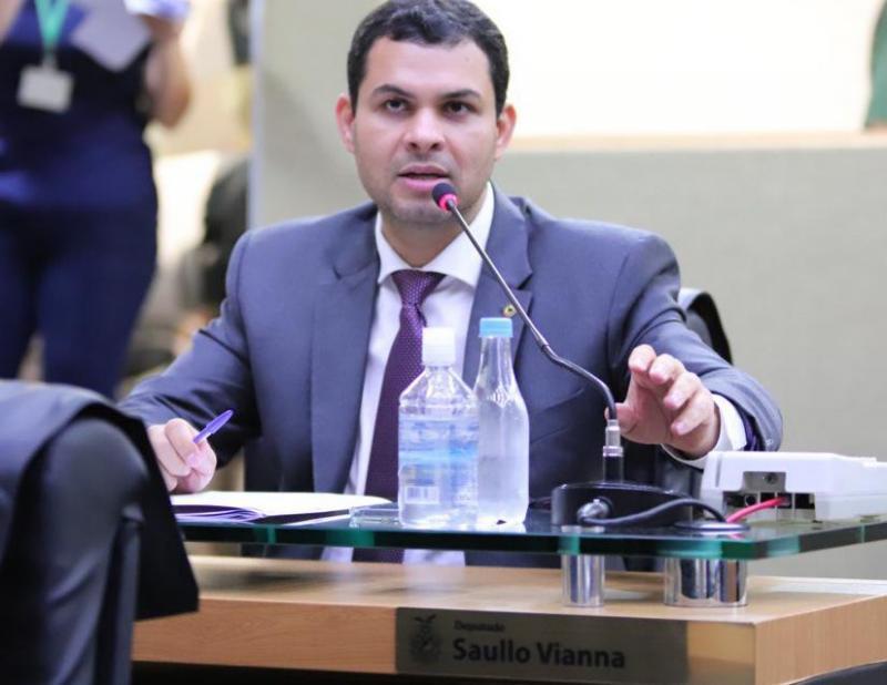 Relator do Projeto de Lei que cria Auxílio Emergencial da Cultura, Saullo Vianna ressalta conquista à classe