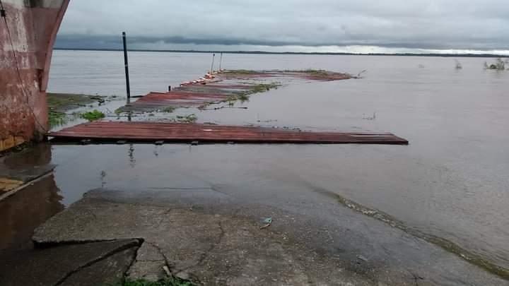 Enchente de 2021 pode superar a maior cheia já vivida no município de Parintins, em 2009