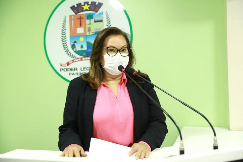 Márcia Baranda solicita Cartão Agroamazonas para produtores rurais