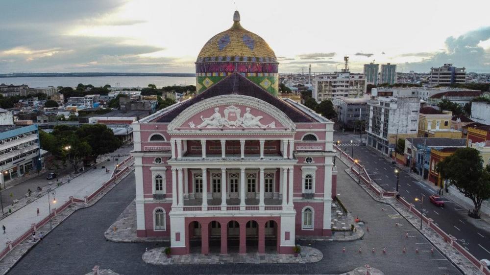 Inscrições abertas para criação da identidade visual de 125 anos do Teatro Amazonas