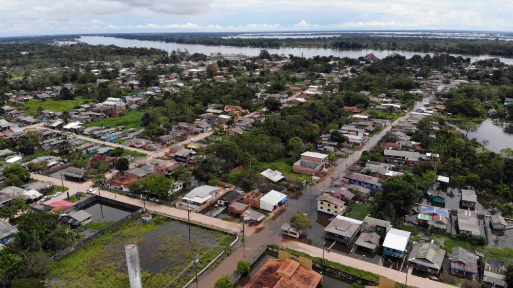 Barreirinha pode ter maior enchente de todos os tempos em 2021
