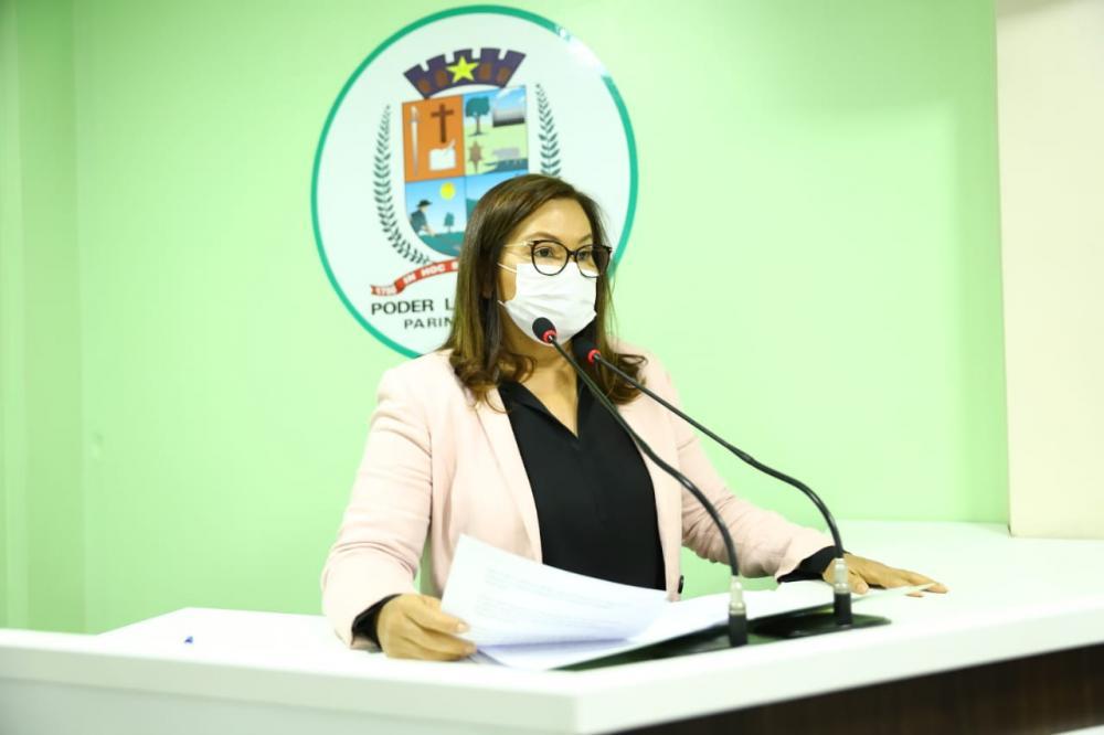 Diagnóstico precoce do câncer de colo uterino e exames especializados para mulheres de Parintins na pauta da vereadora Márcia Baranda